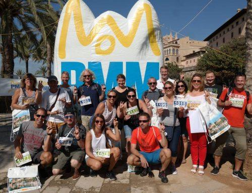 Marathon Reise nach Palma de Mallorca